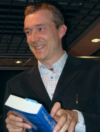 David Mitchell (Photo credit: Mariusz Kubik)