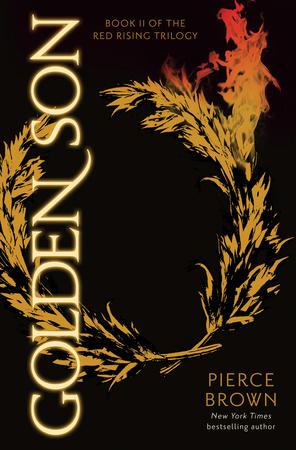 Golden Son (2015), by Pierce Brown.