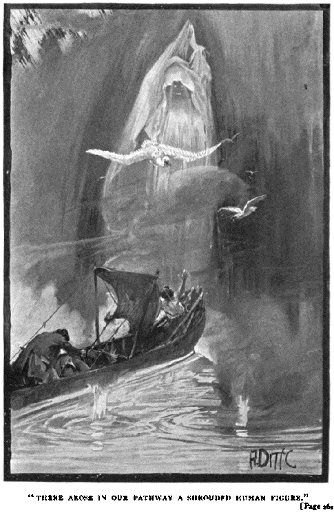 Illustration  for  The Narrative of Arthur Gordon Pym of Nantucket , A.D. McCormick (1898).