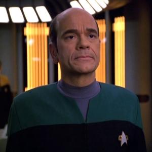 Robert Picardo as  The Doctor .