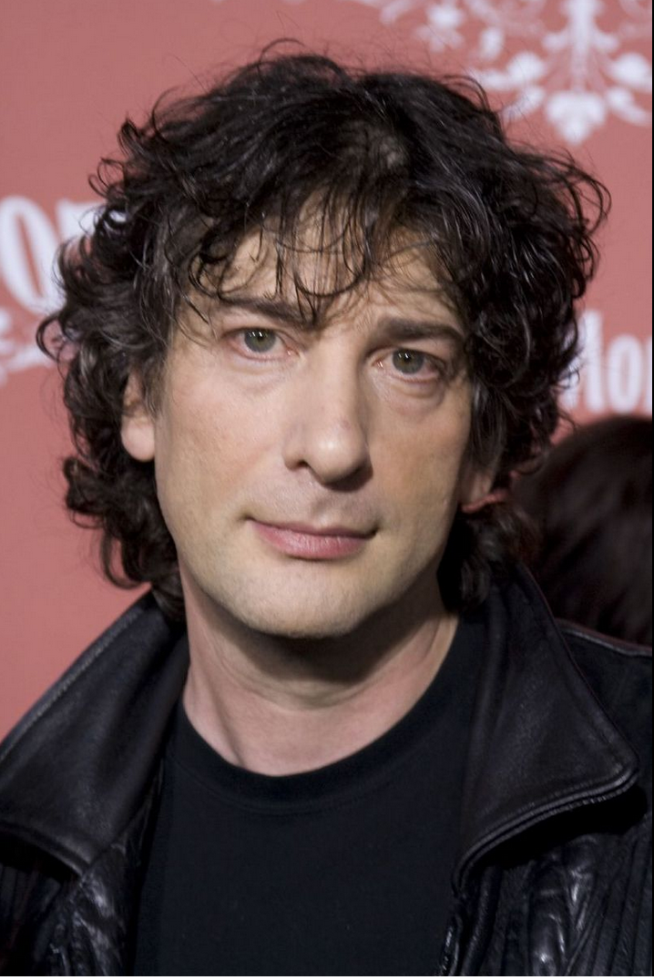 Neil Gaiman at the 2007 Scream Awards. Photo:  pinguino k .  CC by 2.0 .