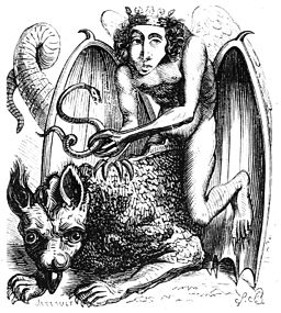 "Louis de Breton, "" Astaroth ,"" from J.A.S. Collin de Plancy's  Dictionnaire Infernal  (1863)"