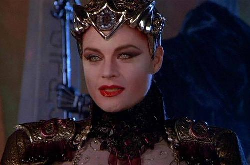 Meg Foster as Evil Lyn (via  Wikipedia )