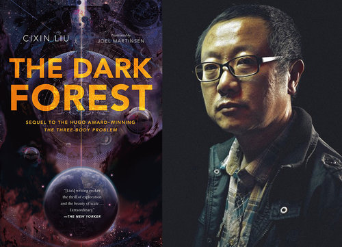The Dark Forest Cixin Liu Takes Humankind To The Brink Of