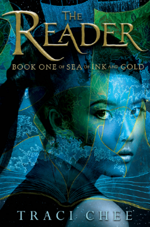 """Sea of Ink and Gold""—I love the visual richness evoked by the series title."
