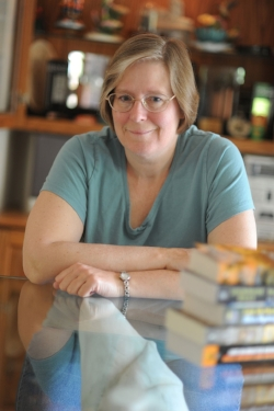 Lois McMaster Bujold Photo by Kyle Cassity.