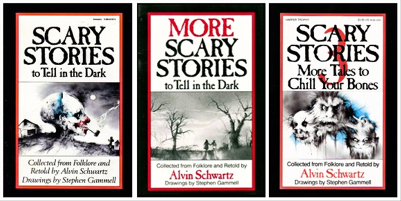 Scary Stories To Tell In The Dark Fiction Unbound Reviews Our