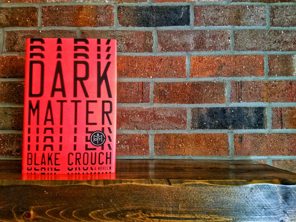 Spoiler Review Dark Matter by Blake Crouch