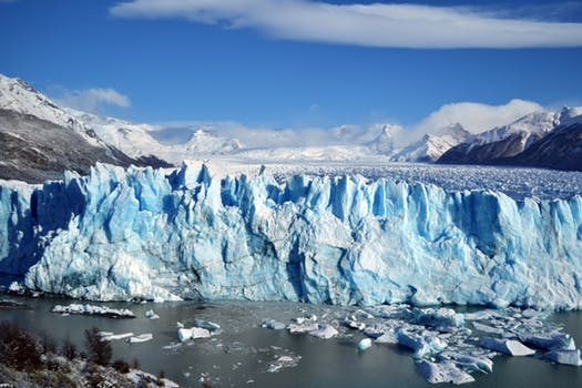 Perito Moreno glacier. Photo by  Bruno Camargo
