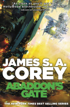 The fictional world of The Expanse keeps growing: Seven novels, plus short stories, novellas, and digital comics, with the 8th novel publishing December 4, 2018.