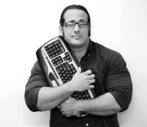 The Author, Gabino Iglesias