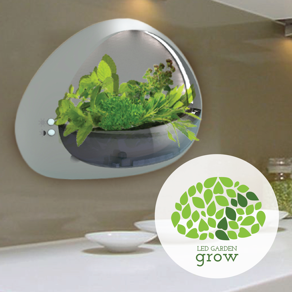 Grow Pod - LED Herb Water
