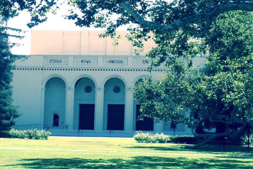 pomona: 1st claremont college