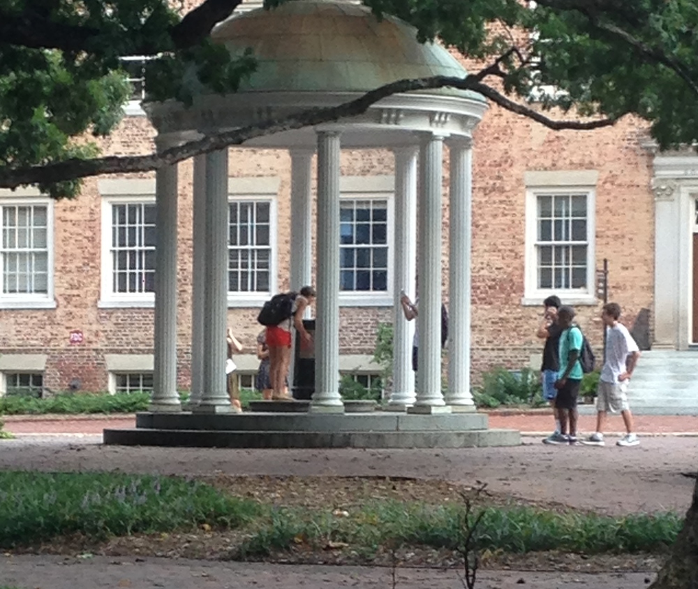 "UNc: drinking from the ""old well"""