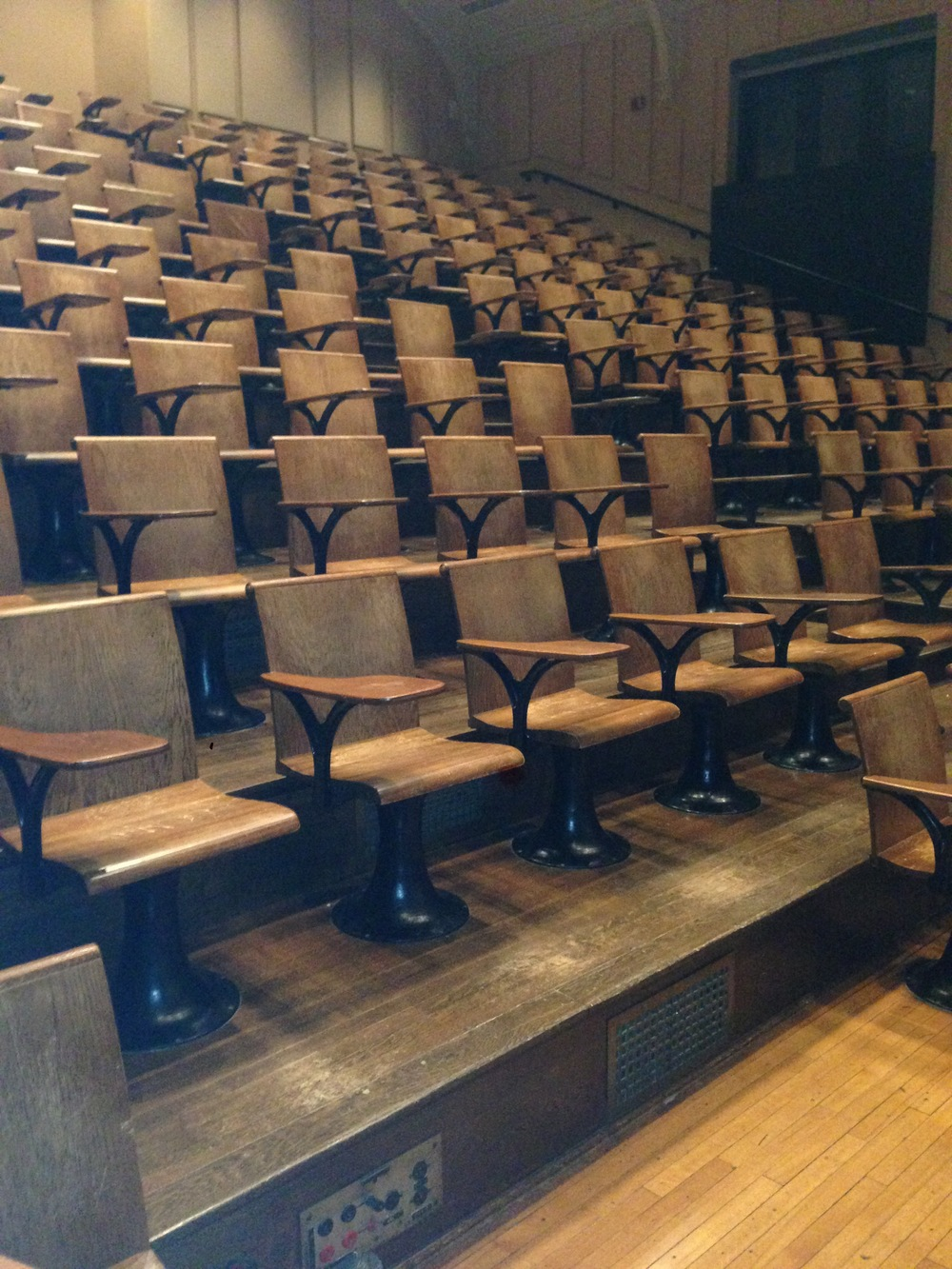 Albert Einstein's Class Room