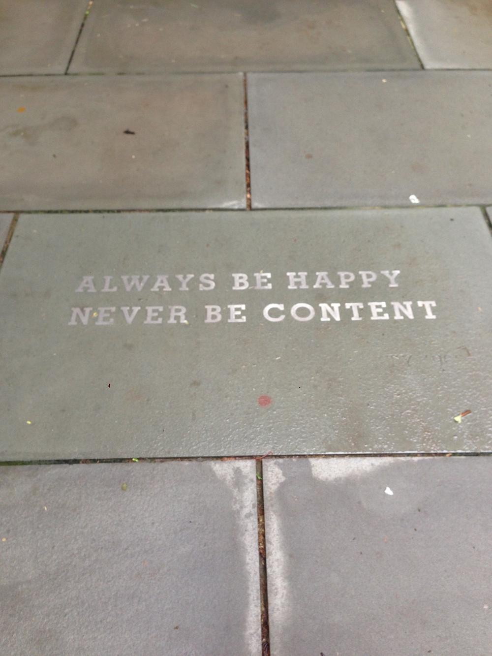 walkway wisdom