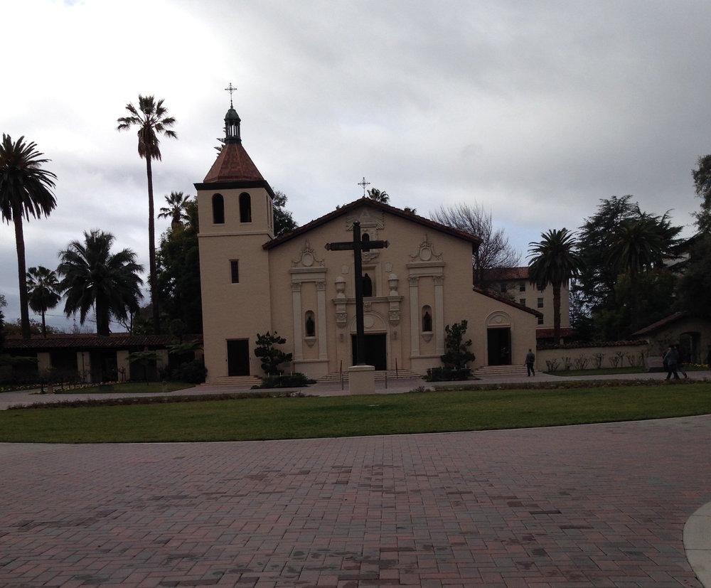 Santa Clara - The Mission