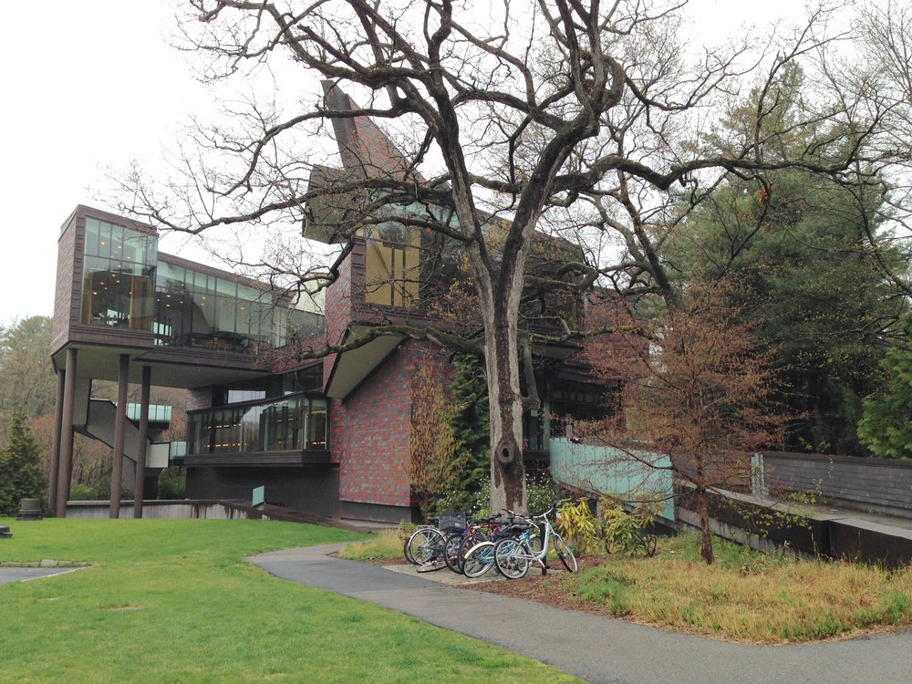 WELLESLEY—LULU CHOW STUDENT CENTER