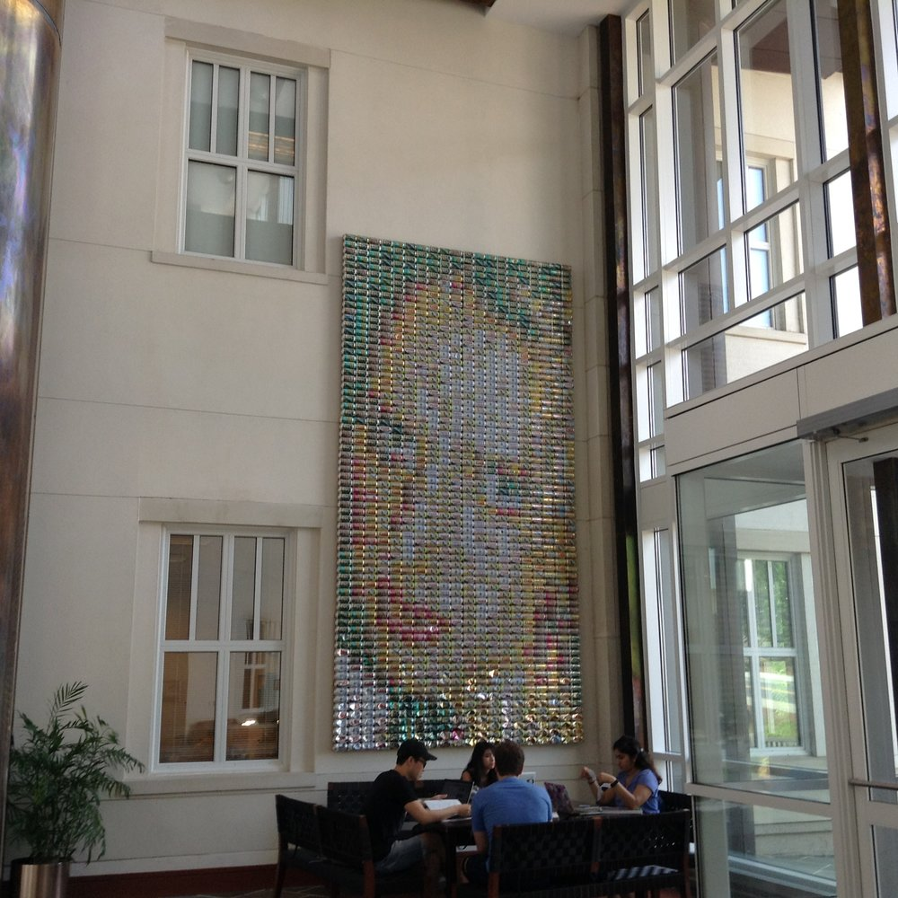 "EMORY UNIV ""COKE (CAN) ART"""