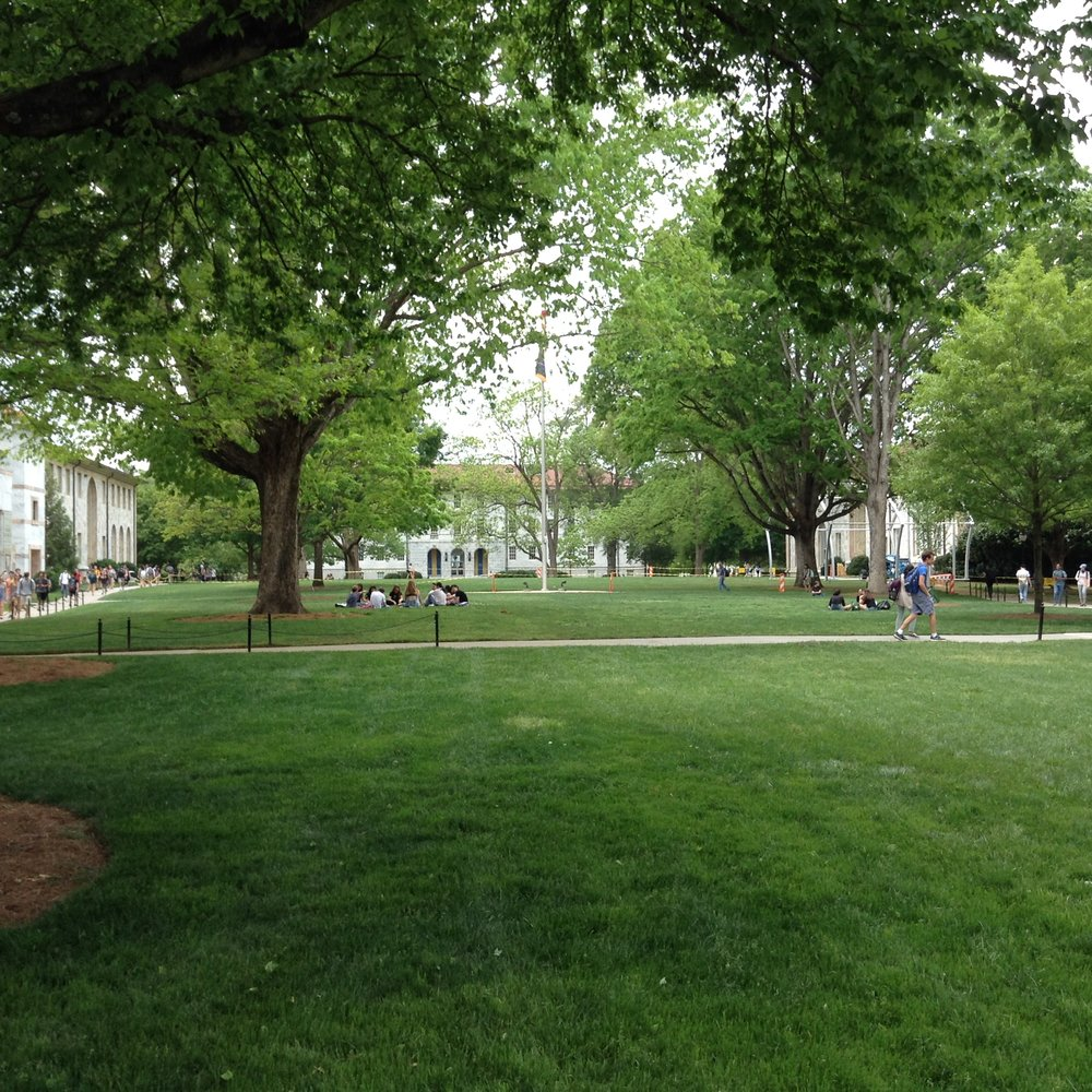 EMORY UNIVERSITY GROUNDS