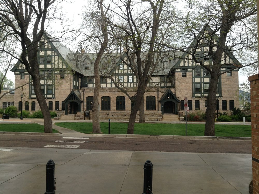 COLORADO COLLEGE—DORM