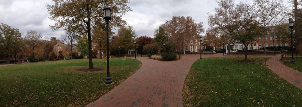 JOHNS HOPKINS FRESHMAN QUAD