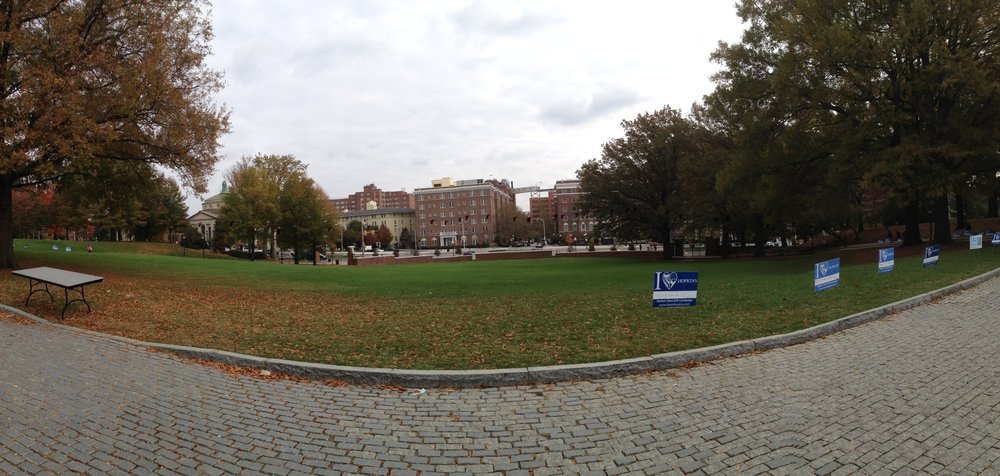 "JOHNS HOPKINS ""THE BEACH"""