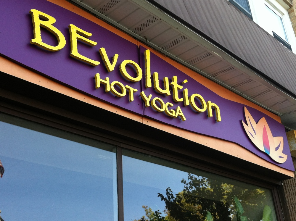 Hot Yoga near Lackawanna Plaza