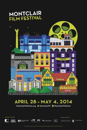 2014 Montclair Film Festival Poster