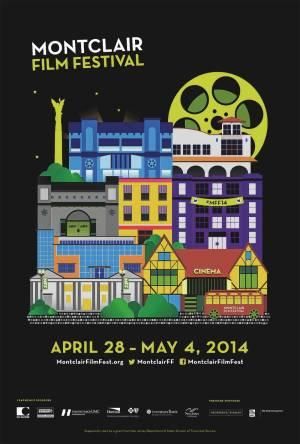 2014 Montclair Film Festival Poster