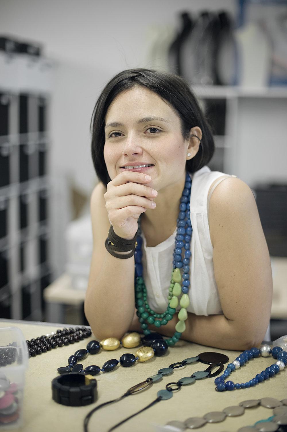 Paola Delgado of Mujus