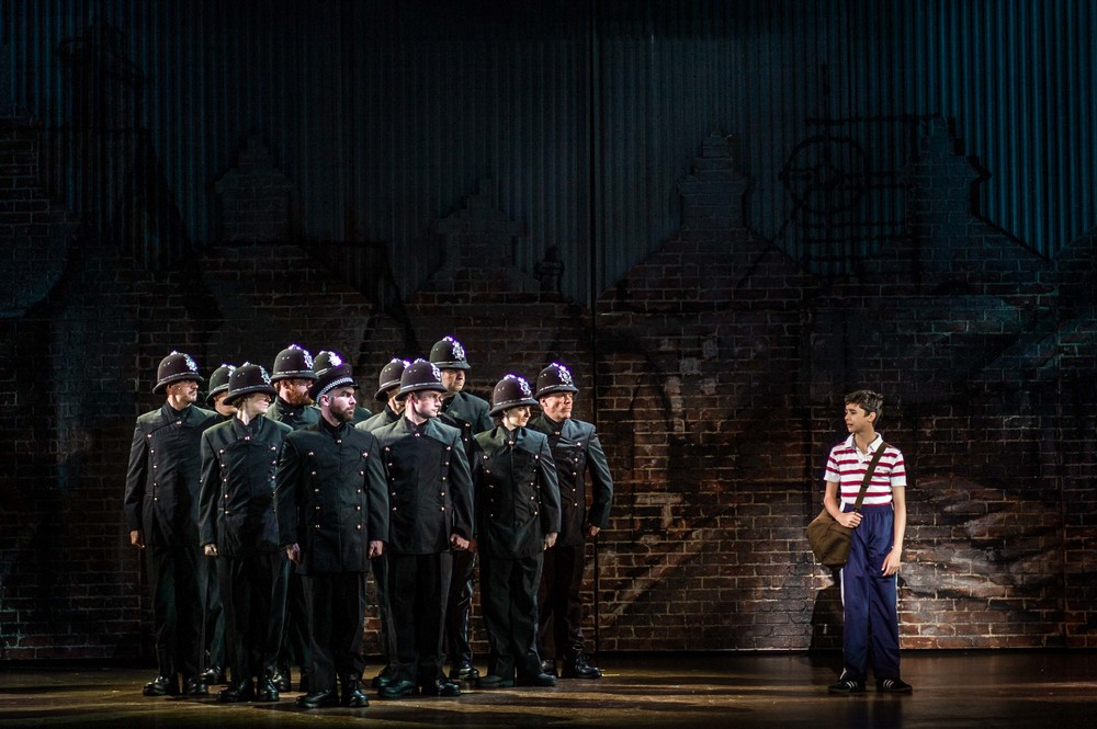 static image for billy elliot If its fading it more likely image retention,  panasonic said that they consider 2 hours long enough to leave a static image on the screen  billy elliot country.