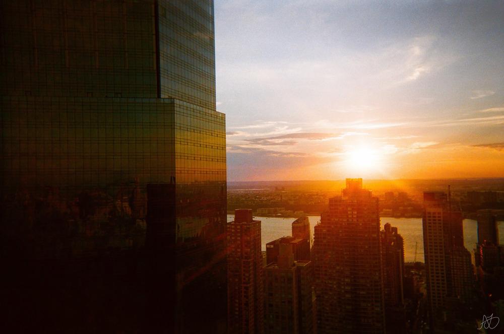 The Skyline — Framing NY