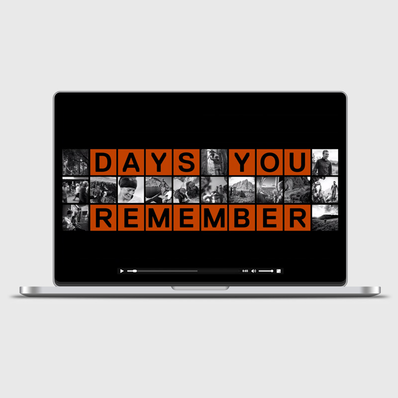 Days You Remember Campaign