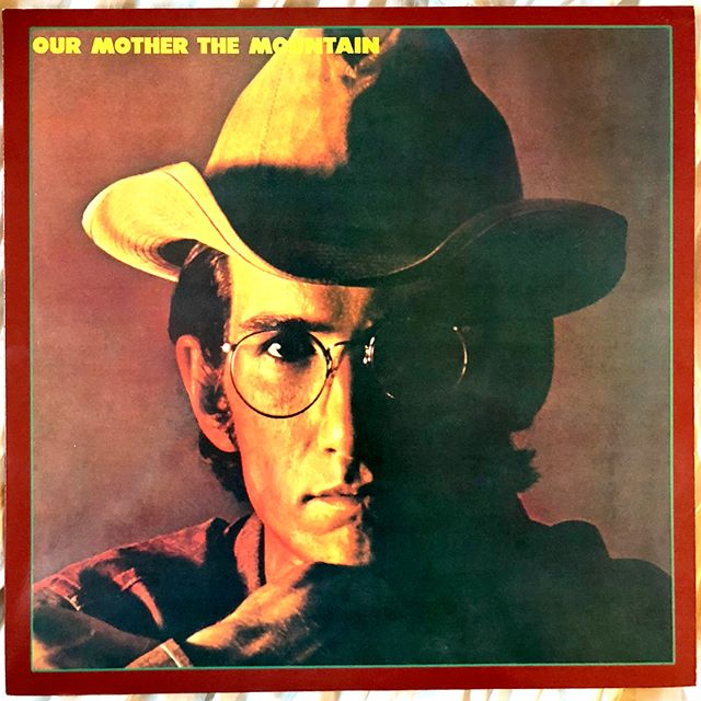 "(4 of 7) Townes Van Zandt- Our Mother the Mountain (1969/2007)- @somekindofjohnster here, aka John Totten, to talk to you about my favorite sad songs...It's hump day for most people in the world but for me, it's the last day of my intensive three-day work weeks. I put in a lot of hours Monday thru Wednesday as a mental health worker and by Wednesday, all I want to do is listen to some low key sad music and sit and stare. Townes Van Zandt is the best artist for me to listen to on these days. I first discovered Townes when I moved to Seattle and discovered that, while I had moved here from Tennessee to play indie rock, everyone here was obsessed with music from the South...It was crazy. There are country bars and cowboy hats and pedal steel players. I had never witnessed a line dance until living in Seattle. I got into Townes because I read that he was collaborating with Sonic Youth at the time of his death. Now I think he is one of the great American songwriters, in the same category as Bob Dylan and Neil Young. Last year my buddy @martymarquis played some Townes Van Zandt songs at our wedding, I think ""Be Here To Love Me"" was included although I was really drunk. Marty's voice has always sounded like Townes to me and his records are like if Townes Van Zandt had Moog synthesizers. This record is a reissue from Fat Possum. I'm pretty sure the originals fetch a pretty penny online. I love the sparseness of the mix and how up-front the vocals are, by far an unmistakable feature of his music. Such a tragic and discomforted figure to provide such comfort to myself and so many others without ever really knowing the extent of his reach. My other comfort on this busy week...Devoted Brenda, who sits and listens with me. What could be better in life than Townes on the stereo and a loyal dog?"