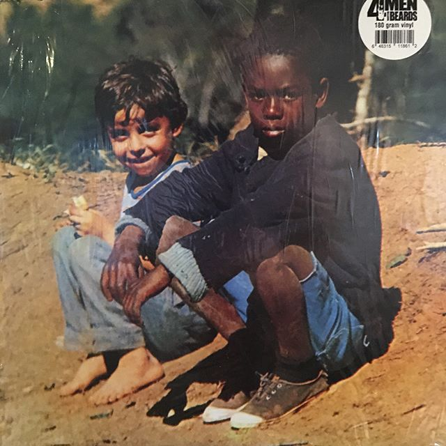 "Hey, all! @aelonrench here. I guess this is my last post. I couldn't think of a better treat to share after a fun morning at the beach. I present to you, Milton Nascimento ""Clube Da Esquina"". Cant' recall if I discovered them, when I played in a salsa band in college, or just in random orbit... But when I was able to recognize ""Cravo E Canela"" being covered by Tortoise I was on the hunt. I can hear the hook of ""Tudo Que Voce..."" in my sleep. Plenty of good stuff.  I wanna thank everybody for tuning in and giving me an opportunity to share. I can't recall which of my buddies led me to this page, but I'm glad I did. For what time I have, I enjoy seeing one of these posts in my feed. Anyways, thanks again. Feel free to ping me at my insta. Cheers!"