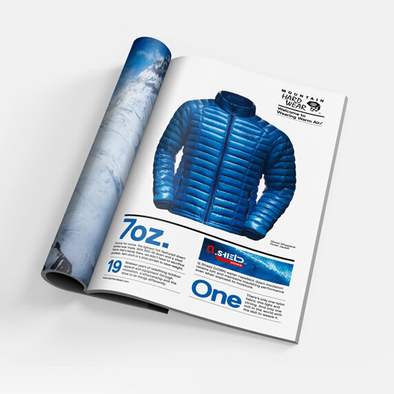 Selected Print Advertising