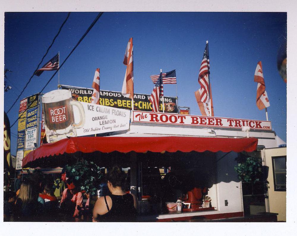 The Root Beer Truck