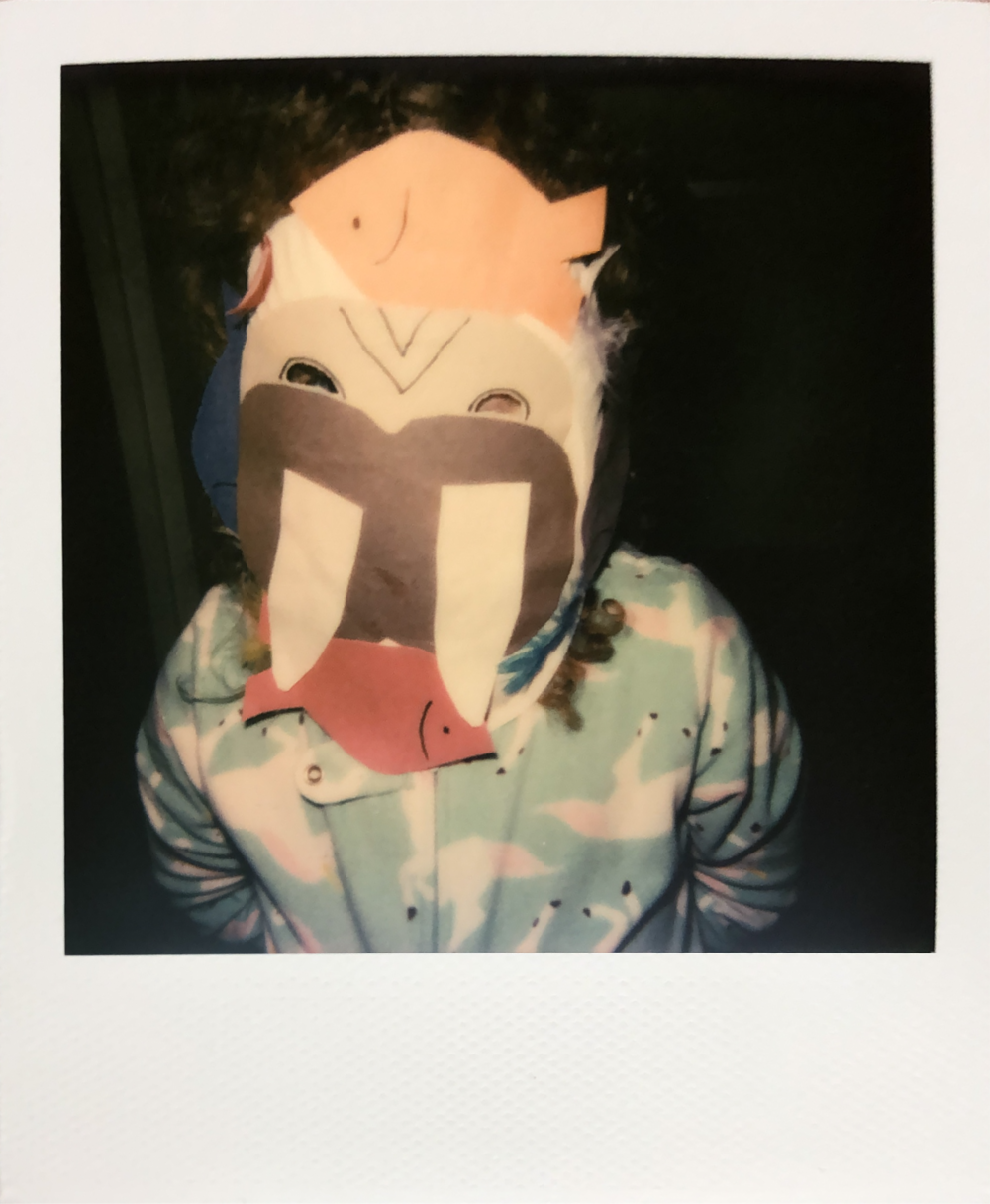 Olive's Intuit Mask, 1-22-2019
