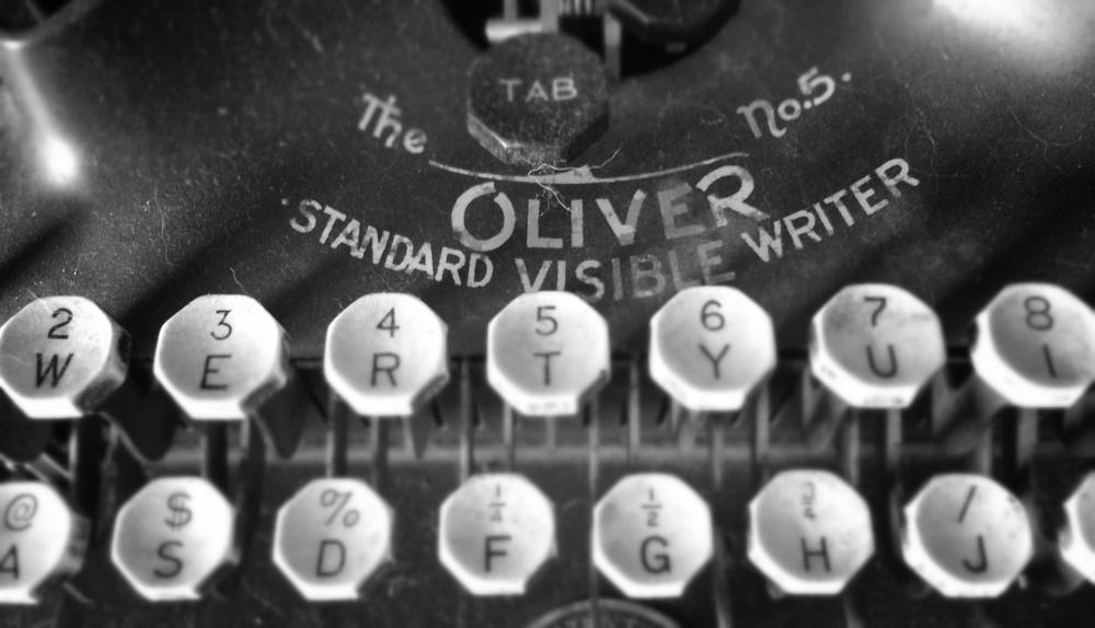 Oliver No. 5 circa 1912.