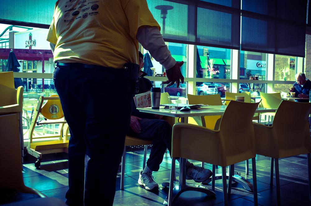 Faceless Cafe