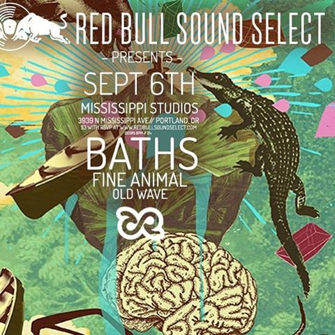 Tonight! We take the stage for the first time in #pdx at @mississippistudios with the amazing @bathsmusic & @oldwaveband courtesy of @rbsoundselect and @abstractearthproject - we're elated for what we hope to be the first of many #portland performances! 🙉 #pdxmusic