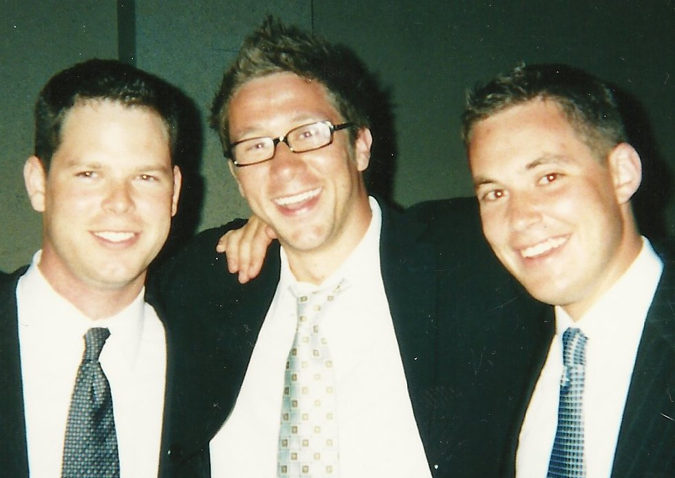 SRH Partners: Ted Reilly; Graham Hommel; Tim Solic. South Bend, Indiana. May, 2004.