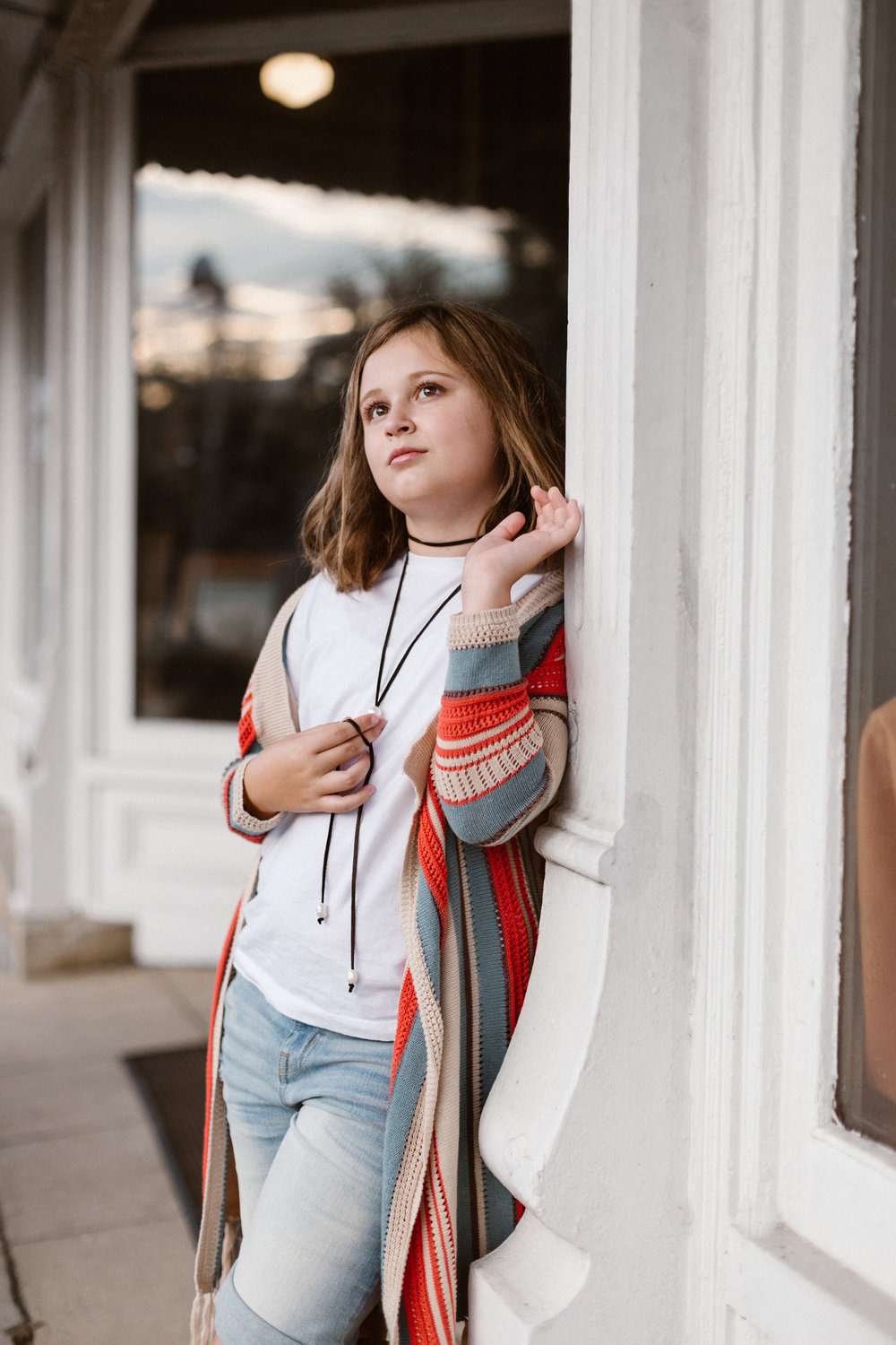 A tween portrait session by Chris Ginn Photography in Franklinton, Louisiana is a great way to capture those magical moments of the wonder years and build self-esteem through beautiful lifestyle portraits.