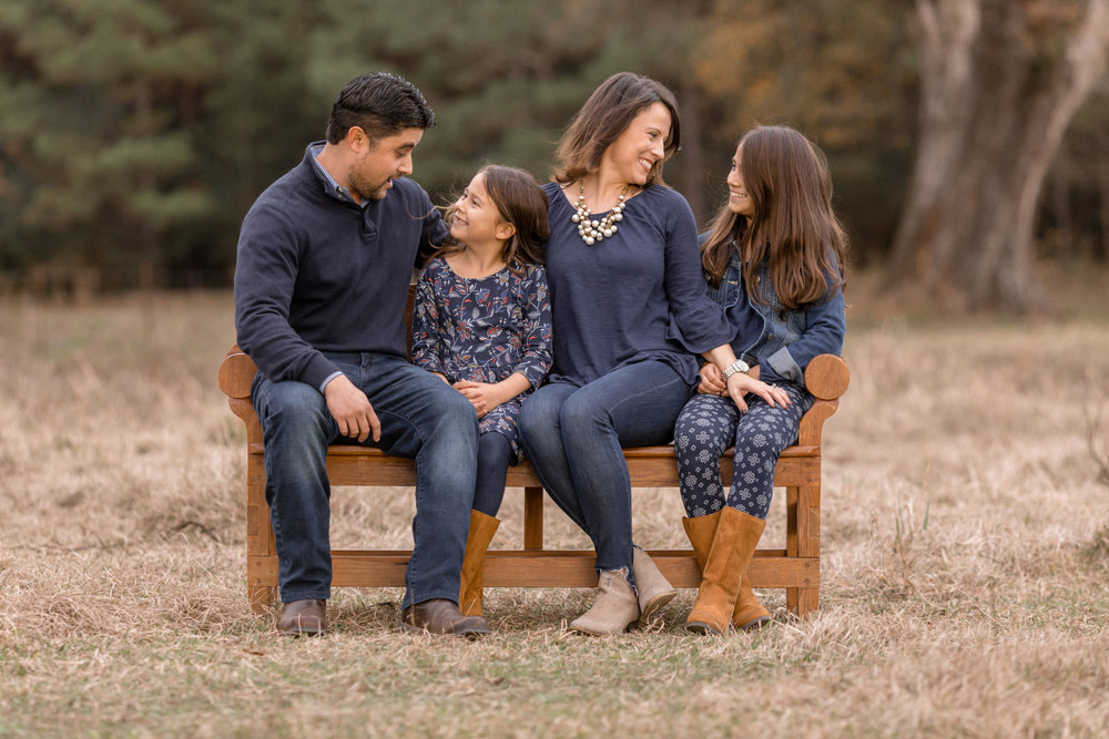 Franklinton Louisiana Family Portrait Photography