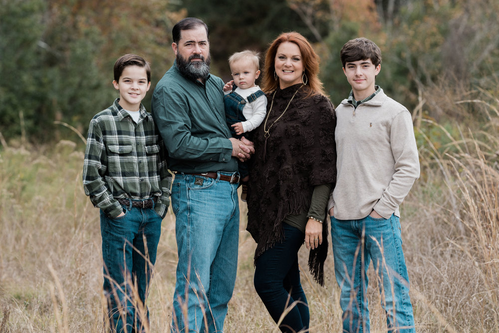 Franklinton, Louisiana Family Portrait Photography