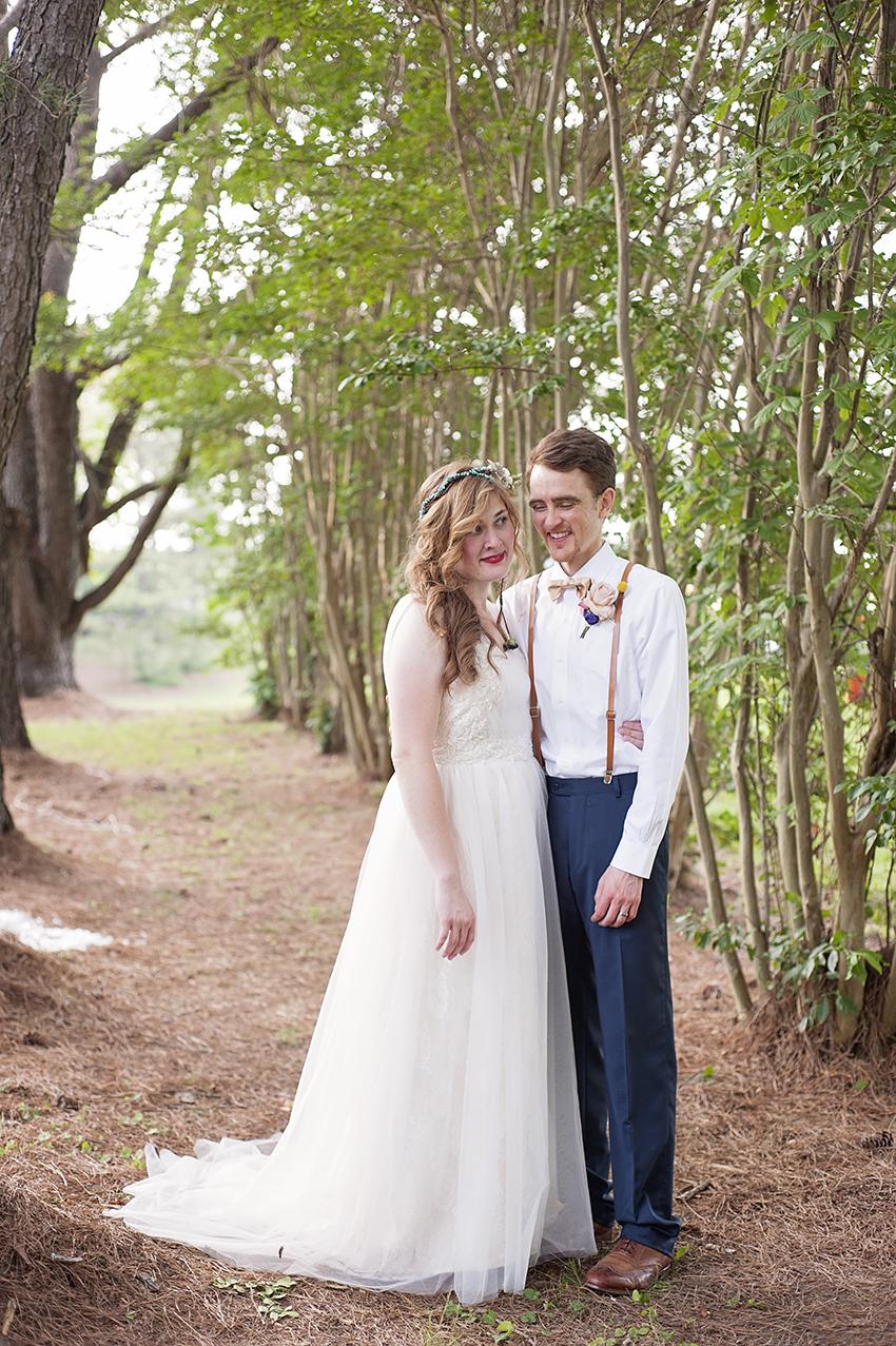 West Tennessee Wedding