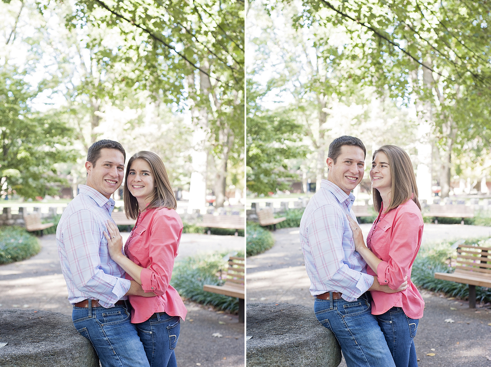Louisville Engagement Photography