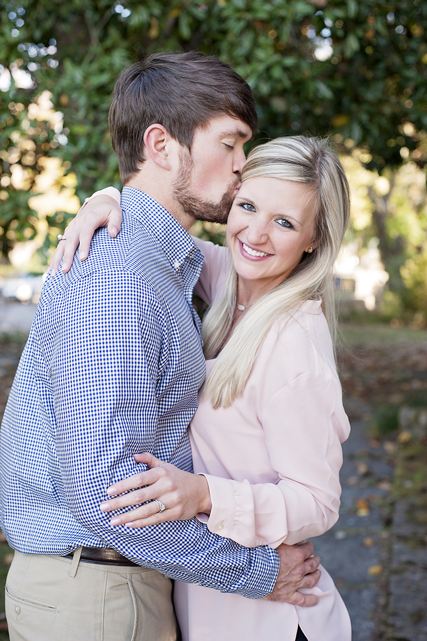 Savannah, TN Engagement Photography