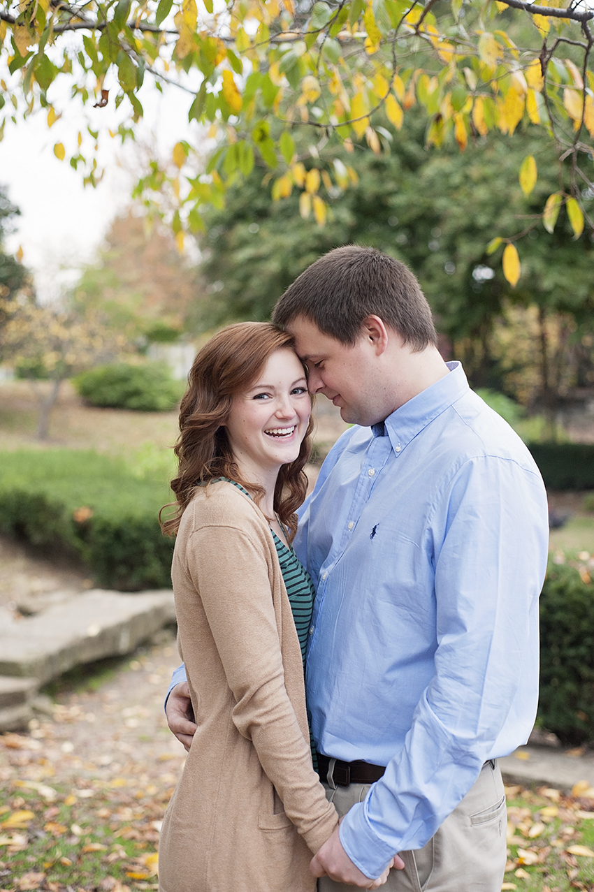 Nashville Tennessee Engagement Photography